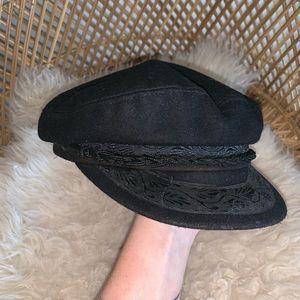 Baker Hat Vintage